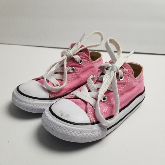 53366f3e8f60 Converse Other - Converse All Star Little Girls size 7 Pink